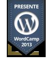 WordCamp 2013 Bologna 9 Febbraio